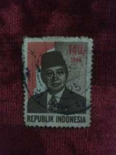 Stamp presiden 2 soeharto 1985