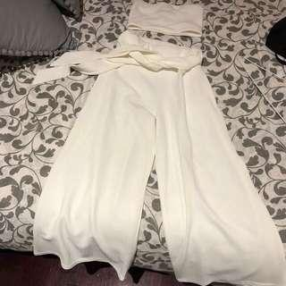 Coord white set