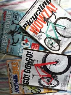 4 Cycling Magazines