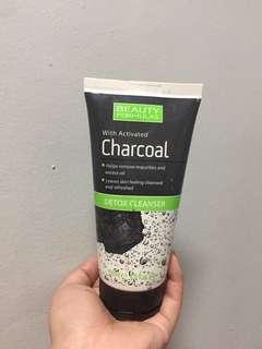 Activated charcoal by Beauty Formulas