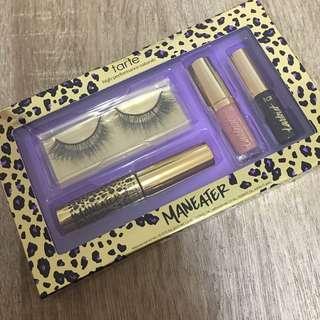 Tarte Maneater Makeover Lash and Lip set
