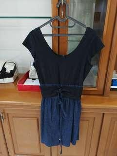 Mini Dress Jeans + Cloth