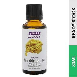 Frankincense 20% Essential Oil Blend, Now Foods (30 ml)