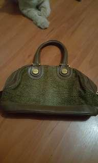 For sale Tas Branded Borbonese tipe Patented Made in Italy 100% Original