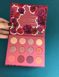 Colourpop eyeshadow palette #Fem Rosa