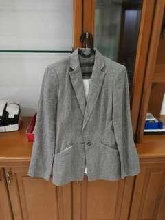Blazer Zara - Grey