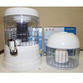 Alat Penyaringan Air Minum 15 LIter Mineral Pot Bio Energy Paling Laris Dan Murah
