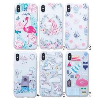 Softcase Print 3D Embos