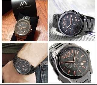 保證正品 促銷 ARMANI 男士手錶