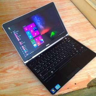 laptop dell latitude e6230 i5 gen3 4gb 500gb hd build up