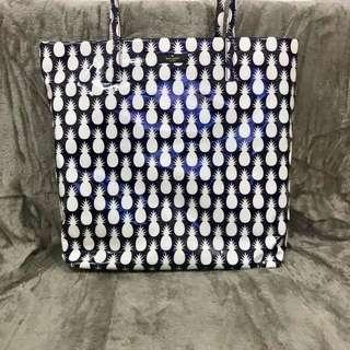 Kate Spade Pineapple Black Bag