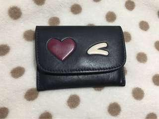 RUSH SALE! Repriced! Authentic Coach Card wallet!