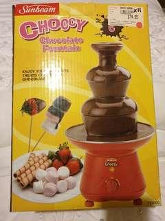 Choccy Chocolate Fountain