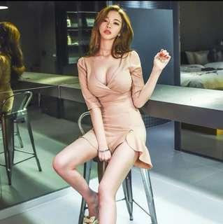 Sexy korean dress