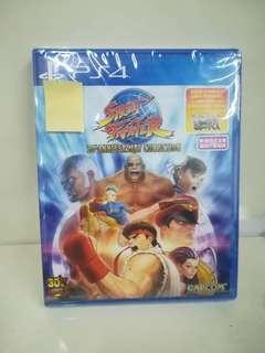 Street Fighter 30th Anniversary Collection (Ultra Street Fighter 4 Code Included)(R3)