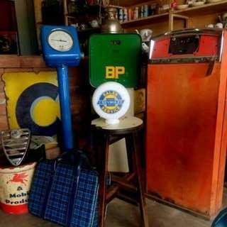 PCL Old Air Pump (Blue Item)