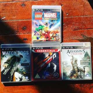 Ps3 Cd Game (used)