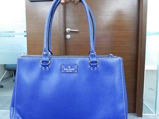 KATE SPADE Wellesley Martine Tote Bag Shoulder Bag