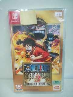 One Piece Pirate Warriors 3 Deluxe Edition (Chinese)