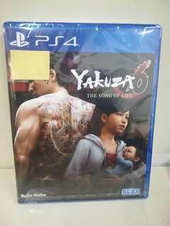 Yakuza 6 The Song Of Life (With Special Book Cover) (R3)