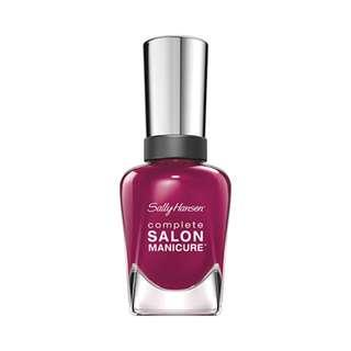 Sally HansenNew Complete Salon Manicure: Scarlet Fever (Original In-store Price: Php 395)