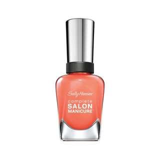 Sally Hansen New Complete Salon Manicure: Peach of Cake (Original In-store Price: Php 395)