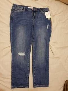 Dorothy Perkins Crop Jeans