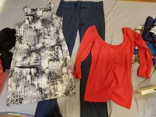 pre-loved clothes for sale 200 pieces