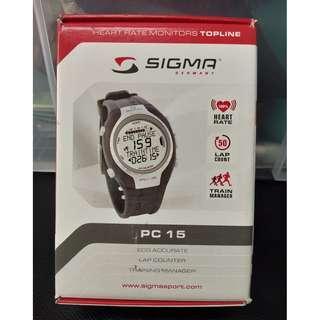 SIGMA Sport Watch