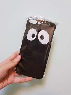 🚚 Black eyes iphone 7/8 plus case