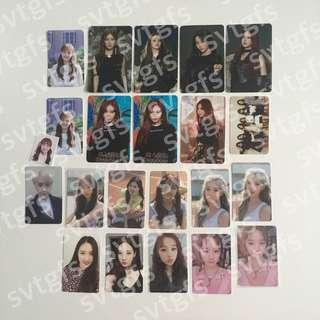 photocards buying service