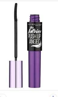 Maybelline mascara Push Up Angel Blackest Black