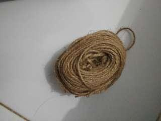 Tali Goni (Natural Jute Rope)