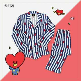 AUTHENTIC BT21 BTS Pyjama