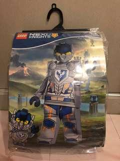 Lego Nexo Knights Clay Prestige Costume - Almost New(Age 7-8 years old)