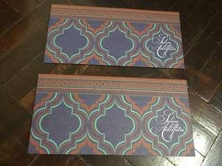 Raya packets collectible item for authentic collectors