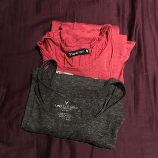 American Eagle and Shana Sando Type Top