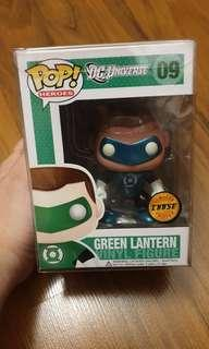 Funko pop green lantern chase