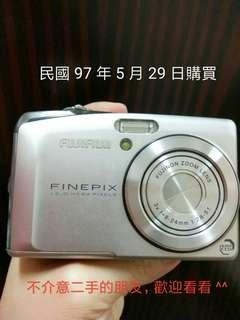 ❤ 出清二手富士 Fuji f50 數位相機 1200 萬素 / FujiFilm FinePix F50 數位相機