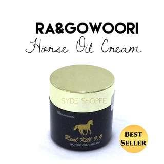 RA&GOWOORI REAL KILL 9.9 HORSE OIL CREAM 50g