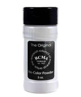 RCMA no color powder散妝 10g