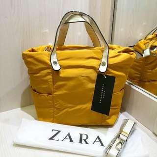 Tas Zara Parasut Original