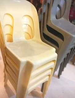 Plastic Chair to clear good condition