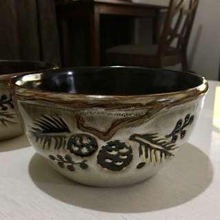 JC PENNEY Ceramic Bowl