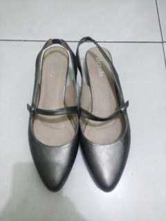 Sepatu matahari / sepati details /flatshoes /sepatu kantor