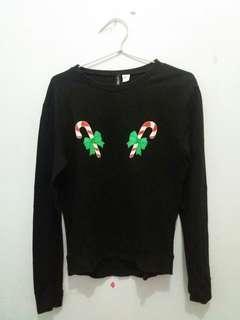 HnM Sweater Black