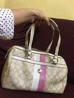 Coach handbag pre❤️