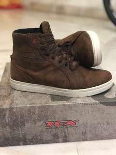 TCX 9402W Street Ace Waterproof Shoes (Dakar Brown)