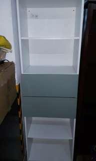 Ikea besta 2櫃桶貯物櫃
