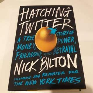 Hatching Twitter (Hardcover)
